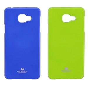 Mercury Jelly Pearl Color | Яркий силиконовый чехол для для Samsung A710F Galaxy A7 (2016)