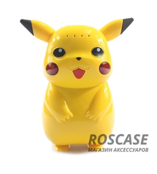 Фото #Дополнительный внешний аккумулятор Pikachu 10000 mAh