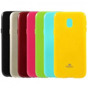 Mercury Jelly Pearl Color | Яркий силиконовый чехол для для Samsung J530 Galaxy J5 (2017)
