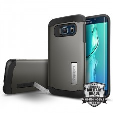 фото Пластиковая накладка SGP Slim Armor Series для Samsung Galaxy S6 Edge Plus