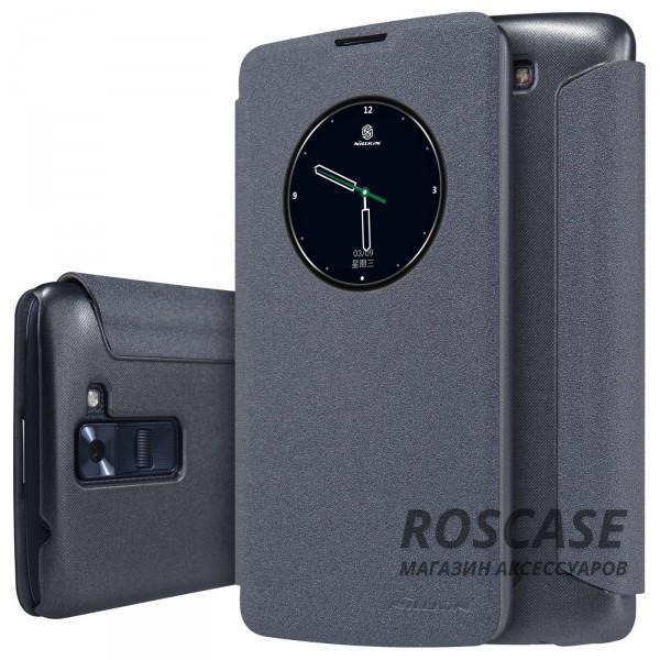 Кожаный чехол (книжка) Nillkin Sparkle Series для LG K8 K350E (Черный)Описание:компания -&amp;nbsp;Nillkin;разработан для LG K8 K350E;материалы  -  синтетическая кожа, поликарбонат;форма  -  чехол-книжка.&amp;nbsp;Особенности:защищает со всех сторон;имеет все необходимые вырезы;легко чистится;окошко в обложке;функция Sleep mode;не увеличивает габариты;защищает от ударов и царапин;морозоустойчивый.<br><br>Тип: Чехол<br>Бренд: Nillkin<br>Материал: Искусственная кожа