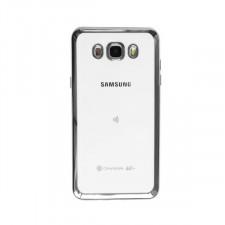Силиконовый чехол для Samsung J710F Galaxy J7 (2016) с глянцевой окантовкой