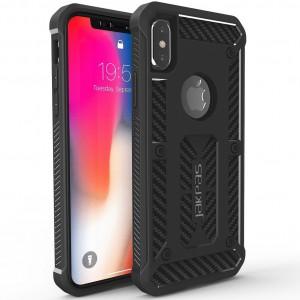 """Jakpas   Противоударный силиконовый чехол для Apple iPhone X (5.8"""")"""