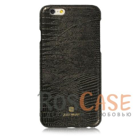 Накладка Just Must Croco I Collection для Apple iPhone 6/6s (4.7) (Черный)Описание:бренд -&amp;nbsp;Just Must;материал - искусственная кожа;совместимость - Apple iPhone 6/6s (4.7);тип - накладка.<br><br>Тип: Чехол<br>Бренд: Just Must<br>Материал: Искусственная кожа
