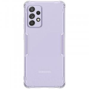 Nillkin Nature | Прозрачный силиконовый чехол  для Samsung Galaxy A52