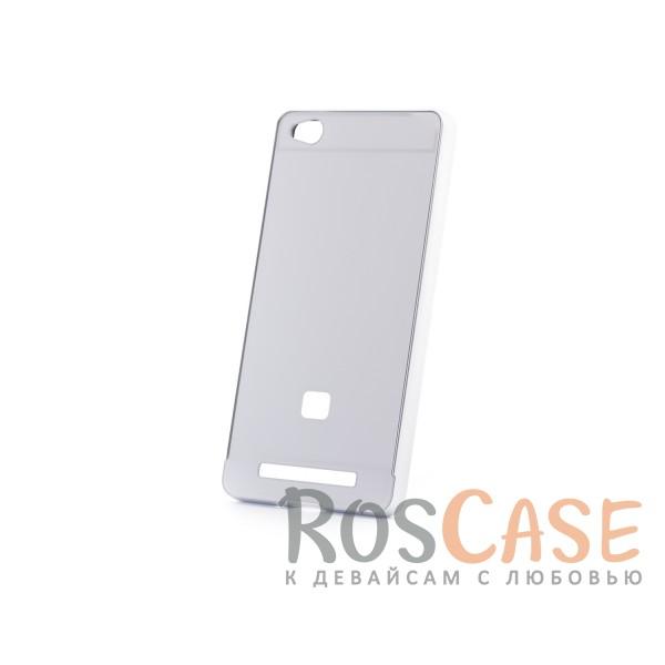 Металлический бампер с пластиковой вставкой для Xiaomi Redmi 3 (Серебряный)Описание:сделан для Xiaomi Redmi 3;материалы: металл, пластик;тип чехла: бампер со вставкой.Особенности:металлическая окантовка;эргономичный дизайн;защита от механических повреждений;вставка из пластика;предусмотрены все функциональные вырезы;прочно фиксируется.<br><br>Тип: Чехол<br>Бренд: Epik<br>Материал: Металл