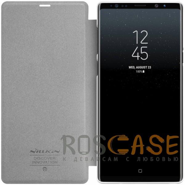 Изображение Белый Nillkin Sparkle | Чехол-книжка для Samsung Galaxy Note 9