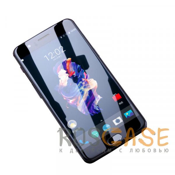 Фото Гидрогелевая защитная пленка Rock для OnePlus 5T