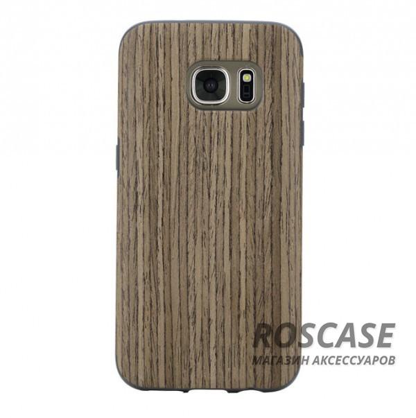 Деревянная накладка Rock Origin Series (Grained) для Samsung G935F Galaxy S7 Edge (Black Rose)Описание:от бренда&amp;nbsp;Rock;подходит для Samsung G935F Galaxy S7 Edge;тип: накладка;материалы: термополиуретан и натуральное дерево.Особенности:защита корпуса от повреждений;фактура шероховатая;фиксация надежная;текстура приятная на ощупь;оригинальный дизайн.<br><br>Тип: Чехол<br>Бренд: ROCK<br>Материал: TPU