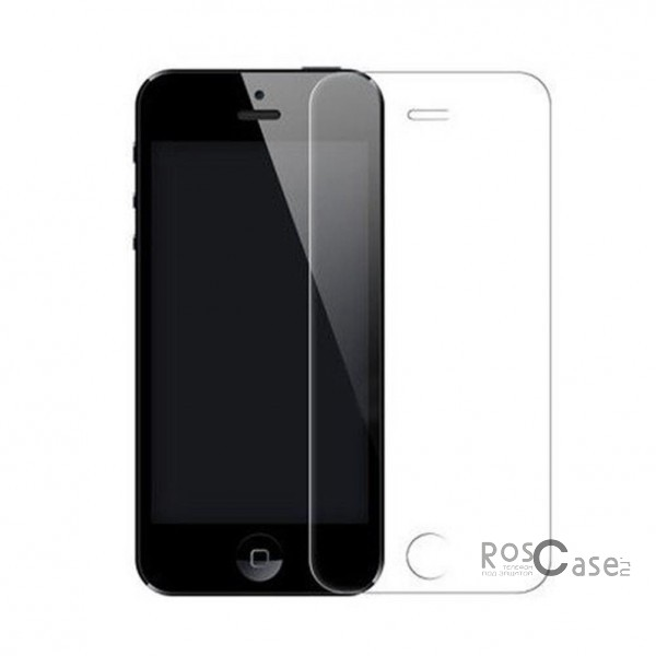 фото защитное стекло Premium Tempered Glass 0.33mm (2.5D) для Apple iPhone 5/5S/5SE/5C