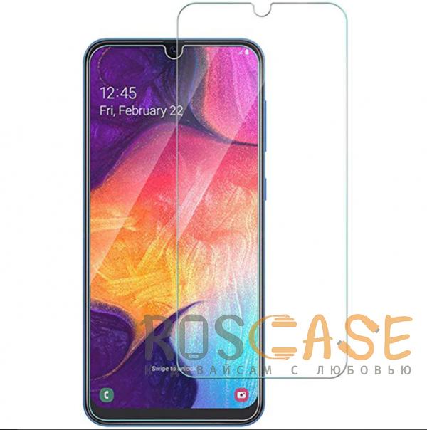 Фото Прозрачный Защитное стекло Ultra 0.33mm (H+) для Samsung A405F Galaxy A40