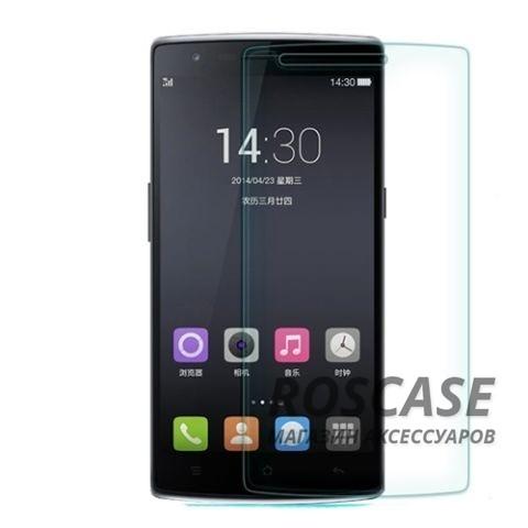 Защитное стекло Ultra Tempered Glass 0.33mm (H+) для OnePlus One (картонная упаковка)Описание:совместимо с устройством OnePlus One;материал: закаленное стекло;тип: защитное стекло на экран.&amp;nbsp;Особенности:закругленные&amp;nbsp;грани стекла обеспечивают лучшую фиксацию на экране;стекло очень тонкое - 0,33 мм;отзыв сенсорных кнопок сохраняется;стекло не искажает картинку, так как абсолютно прозрачное;выдерживает удары и защищает от царапин;размеры и вырезы стекла соответствуют особенностям дисплея.<br><br>Тип: Защитное стекло<br>Бренд: Epik