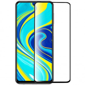 Защитное стекло 9D High Quality 9H  для Xiaomi Redmi Note 9S