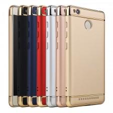 Чехол для Xiaomi Redmi 3 Pro / Redmi 3s с металлизированным напылением