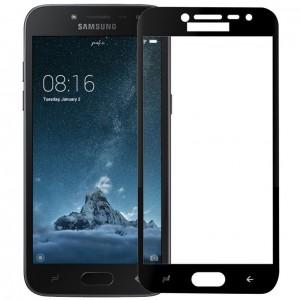 5D защитное стекло для Samsung J250F Galaxy J2 Pro (2018) на весь экран