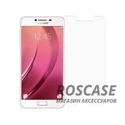 Защитное стекло Ultra Tempered Glass 0.33mm (H+) для Samsung Galaxy C7 (в упаковке)Описание:совместимо с устройством Samsung Galaxy C7;материал: закаленное стекло;тип: защитное стекло на экран.&amp;nbsp;Особенности:закругленные&amp;nbsp;грани стекла обеспечивают лучшую фиксацию на экране;стекло очень тонкое - 0,33 мм;отзыв сенсорных кнопок сохраняется;стекло не искажает картинку, так как абсолютно прозрачное;выдерживает удары и защищает от царапин;размеры и вырезы стекла соответствуют особенностям дисплея.<br><br>Тип: Защитное стекло<br>Бренд: Epik