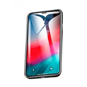 Гидрогелевая защитная плёнка Rock для iPhone XS Max