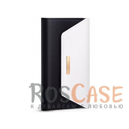 """Фото Универсальный чехол-книжка с механизмом """"Slide up"""" Gresso для смартфона 3.5-4.5 дюйма"""
