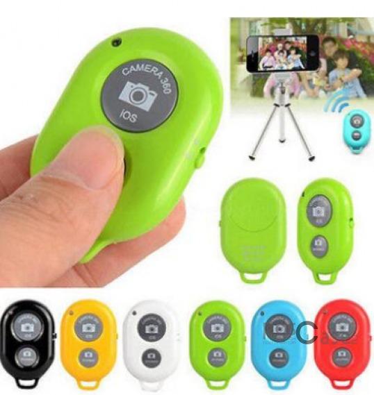 фото пульт управления камерой смартфонов (к моноподу) (Bluetooth) BS-101