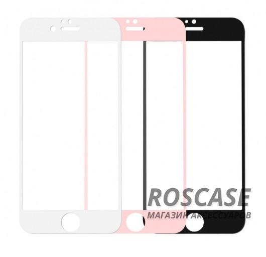 Защитное стекло ROCK Perfect Full Tempered (2.5D) 0.3 mm Glass Series для Apple iPhone 6/6s (4.7)Описание:Производитель - компания&amp;nbsp;Rock;Совместимость: Apple iPhone 6/6s (4.7);Материал: закаленное стекло;Форма: защитное стекло.Особенности:Исключается появление царапин и возникновение потертостей;Гарантировано исключительное взаимодействие с сенсорной клавиатурой дисплея;Плотность - 9H;Толщина - 0,3 мм;Отсутствие отпечатков;Не подвержено деформации;Полностью закрывает экран.<br><br>Тип: Защитное стекло<br>Бренд: ROCK