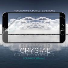Nillkin Crystal   Прозрачная защитная пленка для Meizu M2 Note