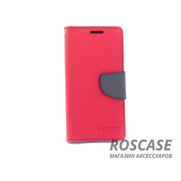 Чехол (книжка) с TPU креплением для Samsung J120F Galaxy J1 (2016) (Красный / Синий)Описание:произведен компанией&amp;nbsp;Epik;идеально совместим с&amp;nbsp;Samsung J120F Galaxy J1 (2016);материал: искусственная кожа;тип: чехол-книжка.&amp;nbsp;Особенности:фиксация обложки магнитной застежкой;все функциональные вырезы в наличии;защита от ударов и падений;не скользит в руках;слоты для визиток;трансформируется в подставку.<br><br>Тип: Чехол<br>Бренд: Epik<br>Материал: Искусственная кожа