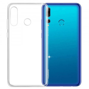 Прозрачный силиконовый чехол  для Huawei Honor 20i