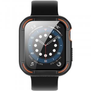 Nillkin CrashBumper | Чехол со стеклом для часов Apple Watch 4 / 5 / 6 / SE  (40 мм)