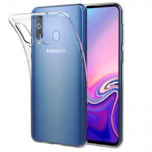 Clear Original | Прозрачный TPU чехол 2мм  для Samsung Galaxy A20s