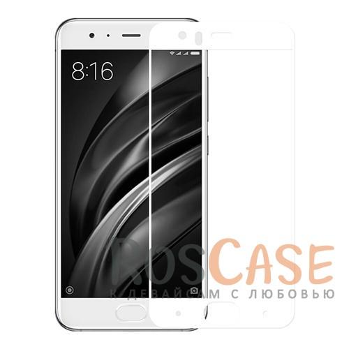 Защитное стекло с цветной рамкой на весь экран с олеофобным покрытием анти-отпечатки для Xiaomi Mi 6 (Белый)Описание:совместимо с Xiaomi Mi 6;материал: закаленное стекло;тип: защитное стекло на экран;полностью закрывает дисплей;толщина - 0,3 мм;цветная рамка;прочность 9H;покрытие анти-отпечатки;защита от ударов и царапин.<br><br>Тип: Защитное стекло<br>Бренд: Epik