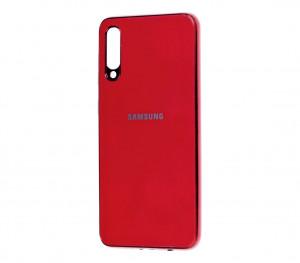 TPU чехол GLOSSY LOGO  для Samsung Galaxy A50s