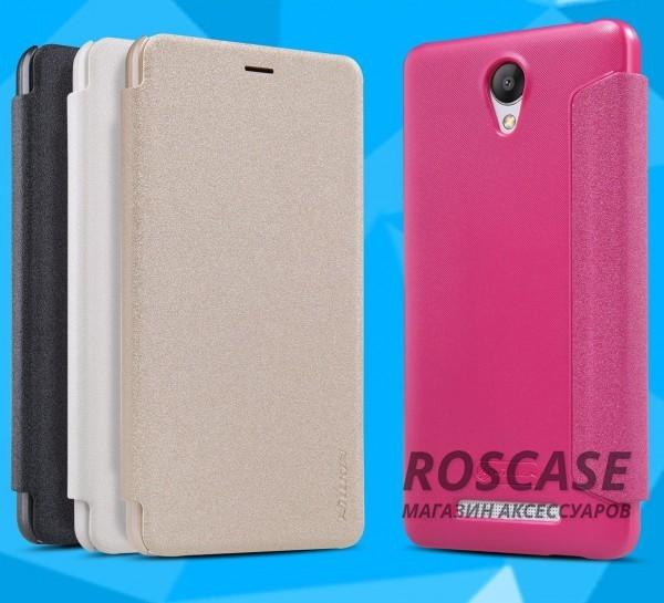 Кожаный чехол (книжка) Nillkin Sparkle Series для Xiaomi Redmi Note 2 / Redmi Note 2 PrimeОписание:бренд -&amp;nbsp;Nillkin;совместим с Xiaomi Redmi Note 2 / Redmi Note 2 Prime;материал - кожзам;тип: книжка.&amp;nbsp;Особенности:износостойкий;тонкий дизайн;блестящая поверхность;защита со всех сторон.<br><br>Тип: Чехол<br>Бренд: Nillkin<br>Материал: Искусственная кожа