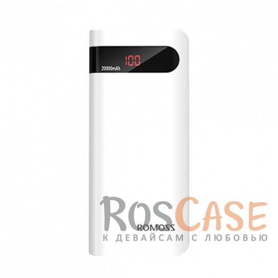 Фото Портативное зарядное устройство Power Bank ROMOSS Sense 6P LED (PH80-468) (20000mAh)