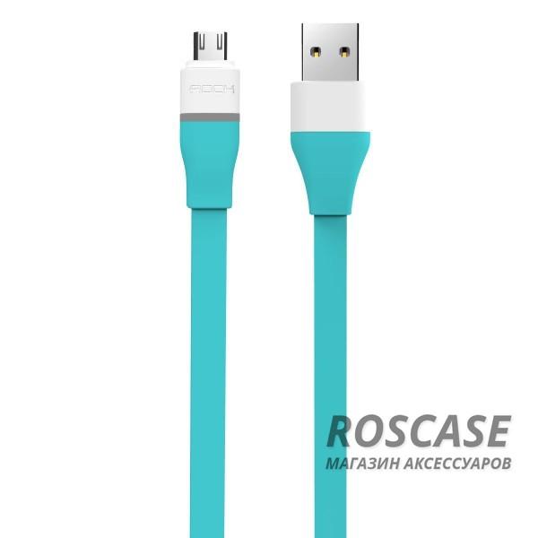 Кабель ROCK MicroUSB (Led / Auto-disconnect) 1м (Синий / Blue)Описание:бренд&amp;nbsp;Rock;материал - TPE (термоэластопласт);тип&amp;nbsp; - &amp;nbsp;дата кабель;совместимость:устройства с разъемом MicroUSB.Особенности:гибкий и пластичный;длина&amp;nbsp;кабеля - 100 см;разъемы&amp;nbsp; - &amp;nbsp;MicroUSB,&amp;nbsp;USB;индикатор LED;высокая скорость передачи данных;совмещает три в одном: синхронизация данных, передача данных, зарядка;устойчив к воздействию низких температур.<br><br>Тип: USB кабель/адаптер<br>Бренд: ROCK