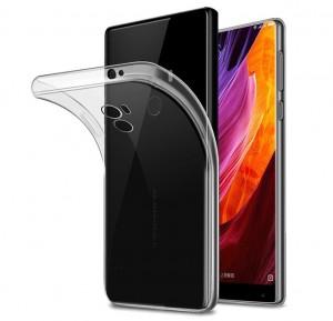 Ультратонкий силиконовый чехол для Xiaomi Mi Mix 2