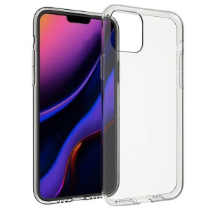 Clear Case | Прозрачный TPU чехол 2мм  для iPhone 11