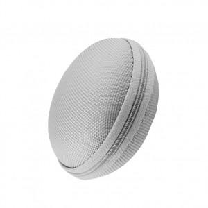 """Текстурный ударопрочный чехол-футляр для наушников для Apple iPhone 8 Plus (5.5"""")"""