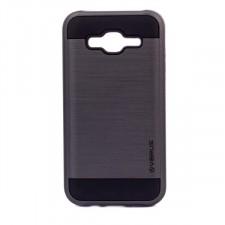 Двухслойный ударопрочный чехол с защитными бортами экрана Verge для Samsung J500H Galaxy J5