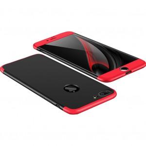 "GKK LikGus 360° | Двухсторонний чехол для Apple iPhone 8 Plus (5.5"") с защитными вставками"