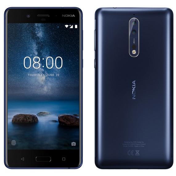 Nokia 8 Dual sim