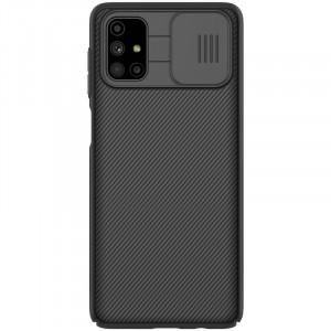 Nillkin CamShield | Пластиковый чехол с защитой камеры  для Samsung Galaxy M51