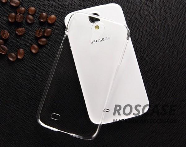 TPU чехол Ultrathin Series 0,33mm для Samsung i9500 Galaxy S4Описание:изготовлен компанией&amp;nbsp;Epik;разработан для Samsung i9500 Galaxy S4;материал: термополиуретан;тип: накладка.&amp;nbsp;Особенности:толщина накладки - 0,33 мм;прозрачный;эластичный;надежно фиксируется;есть все функциональные вырезы.<br><br>Тип: Чехол<br>Бренд: Epik<br>Материал: TPU