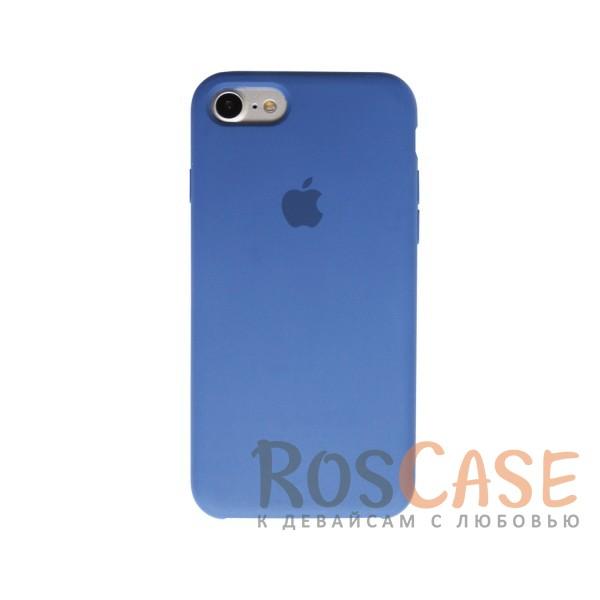 Оригинальный силиконовый чехол для Apple iPhone 7 (4.7) (Синий)Описание:материал - силикон;совместим с Apple iPhone 7 (4.7);тип чехла - накладка.<br><br>Тип: Чехол<br>Бренд: Epik<br>Материал: Силикон