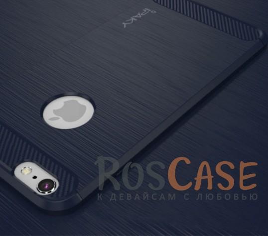 TPU чехол iPaky Slim Series для Apple iPhone 7 (4.7) (Синий)Описание:бренд - iPaky;совместим с Apple iPhone 7 (4.7);материал: термополиуретан;тип: накладка.Особенности:эластичный;свойство анти-отпечатки;защита углов от ударов;ультратонкий;защита боковых кнопок;надежная фиксация.<br><br>Тип: Чехол<br>Бренд: Epik<br>Материал: TPU