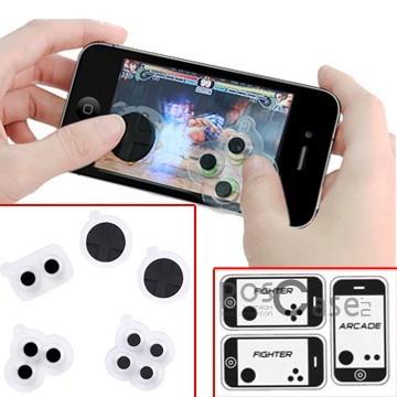 фото игровые силиконовые кнопки для смартфонов