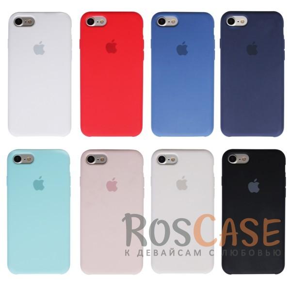 Оригинальный силиконовый чехол для Apple iPhone 7 (4.7)Описание:материал - силикон;совместим с Apple iPhone 7 (4.7);тип чехла - накладка.<br><br>Тип: Чехол<br>Бренд: Epik<br>Материал: Силикон