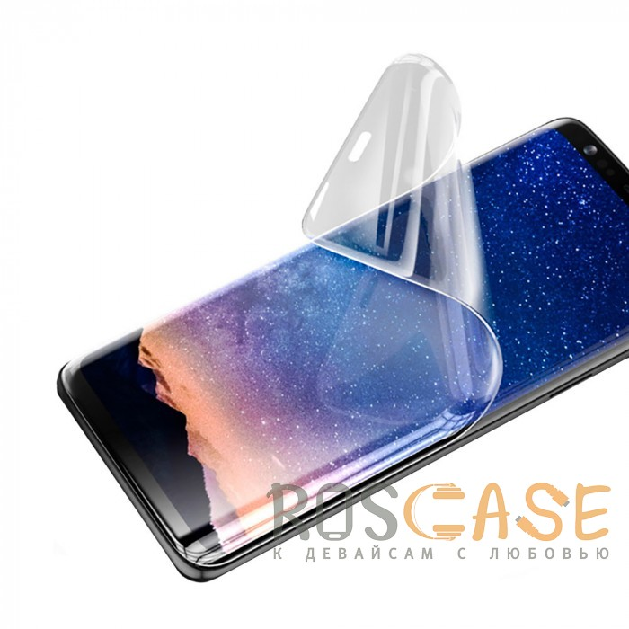 Фотография Гидрогелевая защитная плёнка Rock для Samsung Galaxy S9 Plus (G965F)