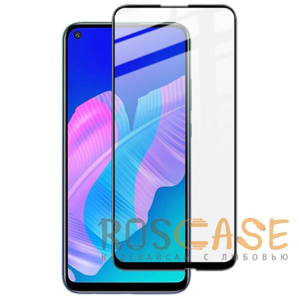 Фото Черный Защитное стекло 9D High Quality 9H для Huawei Honor 9C/P40 Lite E/Y7P/Honor Play 3
