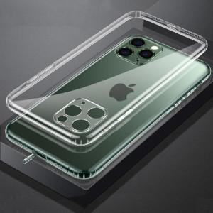 Прозрачный силиконовый чехол  для iPhone 11 Pro Max