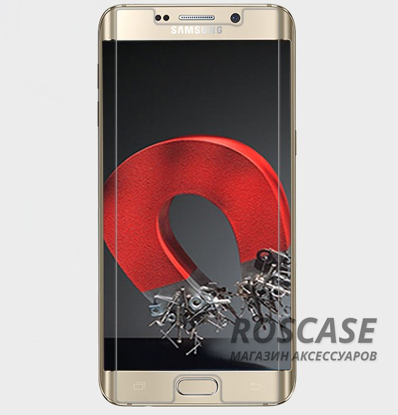 фото  Защитное стекло Nillkin Anti-Explosion Glass (H) для Samsung G925F Galaxy S6 Edge+пленка